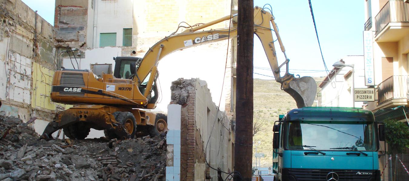 Excavacions Fabrega